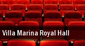Villa Marina Royal Hall tickets