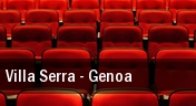 Villa Serra tickets
