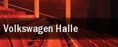 Volkswagen Halle tickets