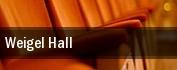 Weigel Hall tickets