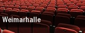 Weimarhalle tickets