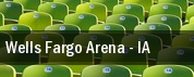 Wells Fargo Arena tickets