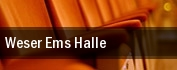 Weser Ems Halle tickets