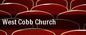 West Cobb Church tickets