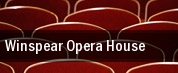 Winspear Opera House tickets