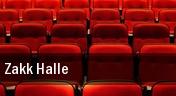Zakk Halle tickets
