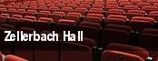Zellerbach Hall tickets