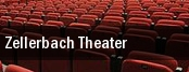 Zellerbach Theater tickets