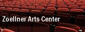 Zoellner Arts Center tickets