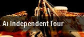 AI Independent Tour tickets