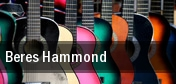 Beres Hammond Wonderland Ballroom tickets