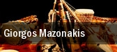 Giorgos Mazonakis Atlantic City tickets