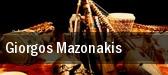 Giorgos Mazonakis tickets