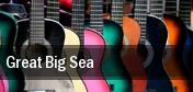 Great Big Sea Glenside tickets