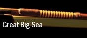 Great Big Sea San Francisco tickets