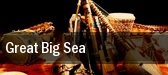 Great Big Sea Woodland Park Zoo tickets