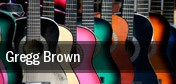 Gregg Brown tickets