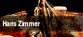 Hans Zimmer San Francisco tickets