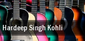 Hardeep Singh Kohli Wulfrun Hall tickets