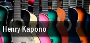 Henry Kapono Dallas tickets
