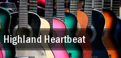 Highland Heartbeat Lisner Auditorium tickets