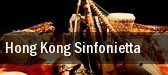 Hong Kong Sinfonietta Chan Performing Arts Center tickets