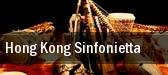 Hong Kong Sinfonietta Chan Performing Arts Center tickets