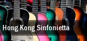 Hong Kong Sinfonietta Vancouver tickets