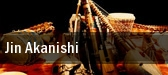 Jin Akanishi Warfield tickets