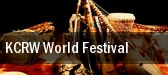 KCRW World Festival tickets