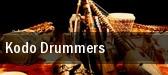 Kodo Drummers Ann Arbor tickets
