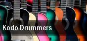 Kodo Drummers Berkeley tickets