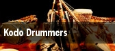 Kodo Drummers Cleveland tickets