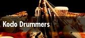 Kodo Drummers Hill Auditorium tickets