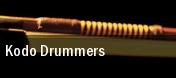 Kodo Drummers Walt Disney Concert Hall tickets