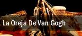 La Oreja De Van Gogh Castillo Sohail tickets