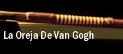 La Oreja De Van Gogh tickets