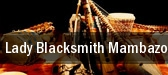 Lady Blacksmith Mambazo Dallas tickets