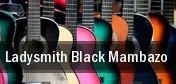 Ladysmith Black Mambazo Wharton Center tickets