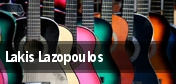 Lakis Lazopoulos tickets