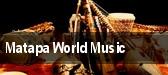 Matapa World Music tickets