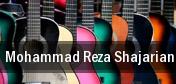 Mohammad Reza Shajarian Durham tickets