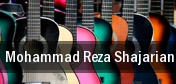 Mohammad Reza Shajarian tickets