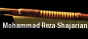 Mohammad Reza Shajarian Sony Centre For The Performing Arts tickets