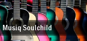 Musiq Soulchild San Francisco tickets
