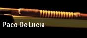 Paco De Lucia The Kimmel Center tickets