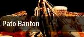 Pato Banton Shank Hall tickets
