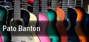 Pato Banton UC Riverside Fine Arts tickets