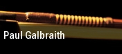 Paul Galbraith tickets