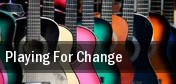 Playing for Change Los Angeles tickets